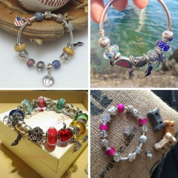 12 Pandora bracelet ideas and charm ideas for your girlfriend or wife