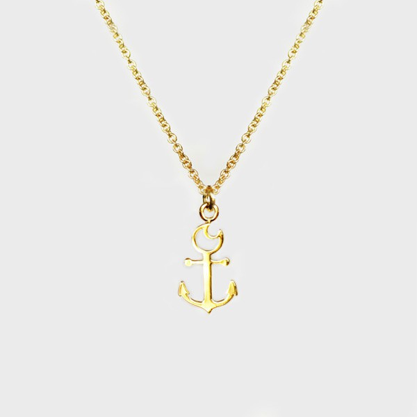 Importance Of Anchor Necklace And What Does It Signify