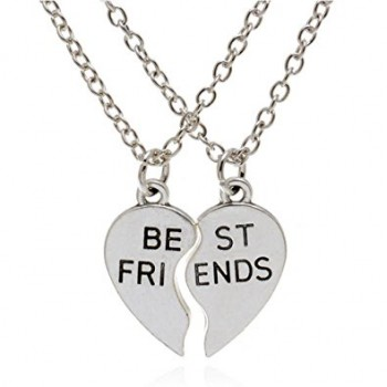How to choose best friend necklaces for their birthday