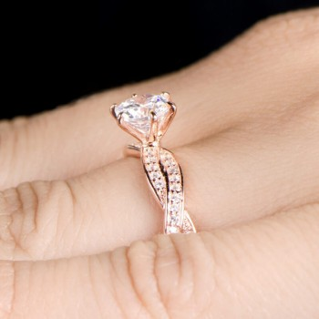 What is infinity ring meaning for a couple married or unmarried