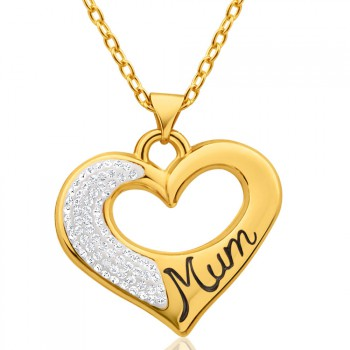 Gift Personalised Necklace for Mum Who is a Heroic Housewife
