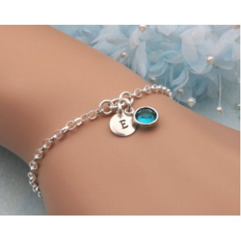 Choose a personalised bracelet for your girlfriend this love season