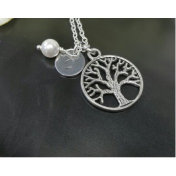 Buy tree of necklace UK for good luck