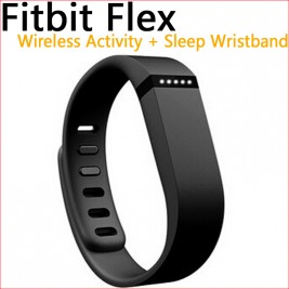 Black Fitbit Flex Wristband Wireless Activity Sleep fitness Tracker smartband Smart Watch for ios android smartwatch
