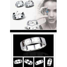 Custom Made Personalised Rings - Combine any of your elements