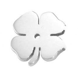 Personalised Four Leaf Clover Charm - Dream Locket