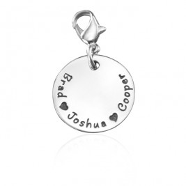 Personalised Inscribe Charm