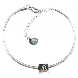 Personalised Neatie  Charm Bangle