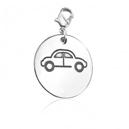 Personalised Car Charm