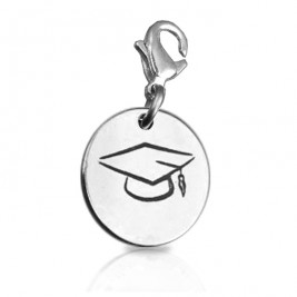 Personalised Graduation Charm