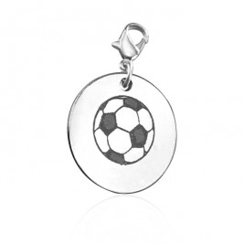 Personalised Soccer Ball Charm