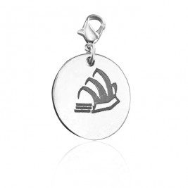 Personalised Sydney Opera House Charm
