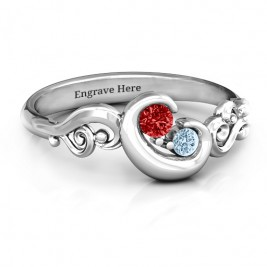 Cradle of Love  Ring