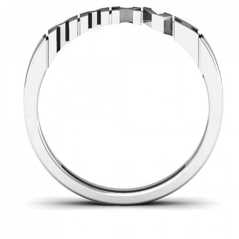 2016 Roman Numeral Graduation Ring