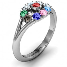 3 to 10 Stone  Solar  Ring