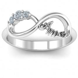 Amor Infinity Ring