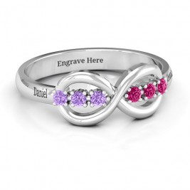 Auroral Infinity Ring