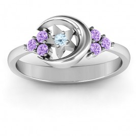 Beautiful Night Ring