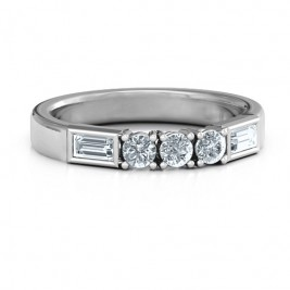 Charmed by Love Ring