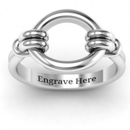 Classic Karma Ring