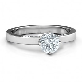 Enchantment Solitaire Ring
