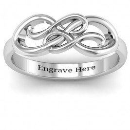Everlasting Infinity Ring