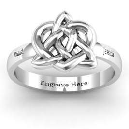 Fancy Celtic Ring