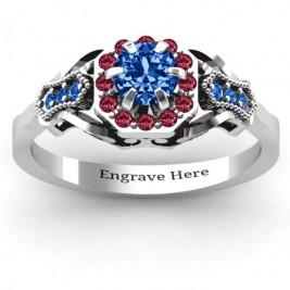 Fancy Vintage Ring