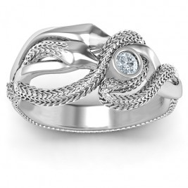 Guardian Snake Ring