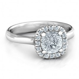 Halo of Love Ring