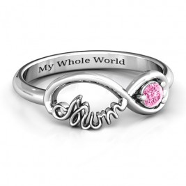 Infinite Bond Mum Ring