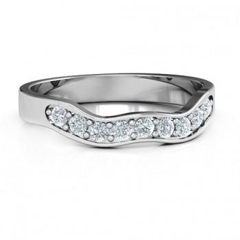 Jasmine Band Ring