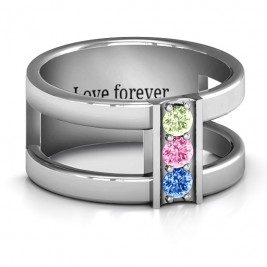 Layers Of Love Ring