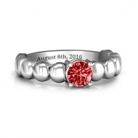 Love Story Promise Ring