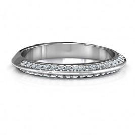 Malania Band Ring
