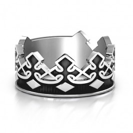 Men's Regal Crown Band