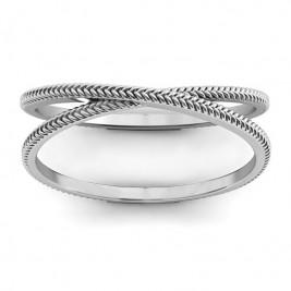 Modern Crossover Ring