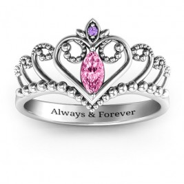 Once Upon A Time Tiara Ring