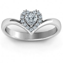Peak of Love Ring