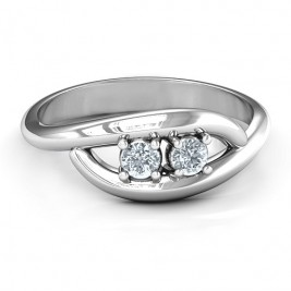 Perfect Pair Couple's Ring