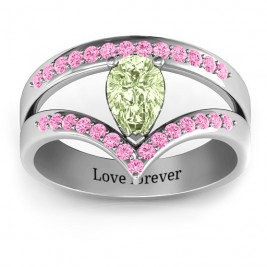 Point Of Elegance Ring
