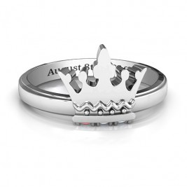 Royal Family Princess Tiara Ring