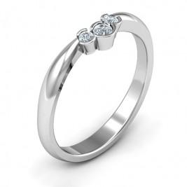 Selena Band Ring