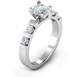 Set in Stone Ring