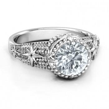 Showstopper Star Ring