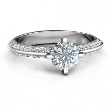 Sterling Silver Maxine Ring