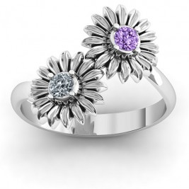 Sun Flowers Ring