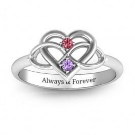 Together Forever Two-Stone Ring