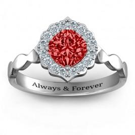 Vintage Glamour Ring