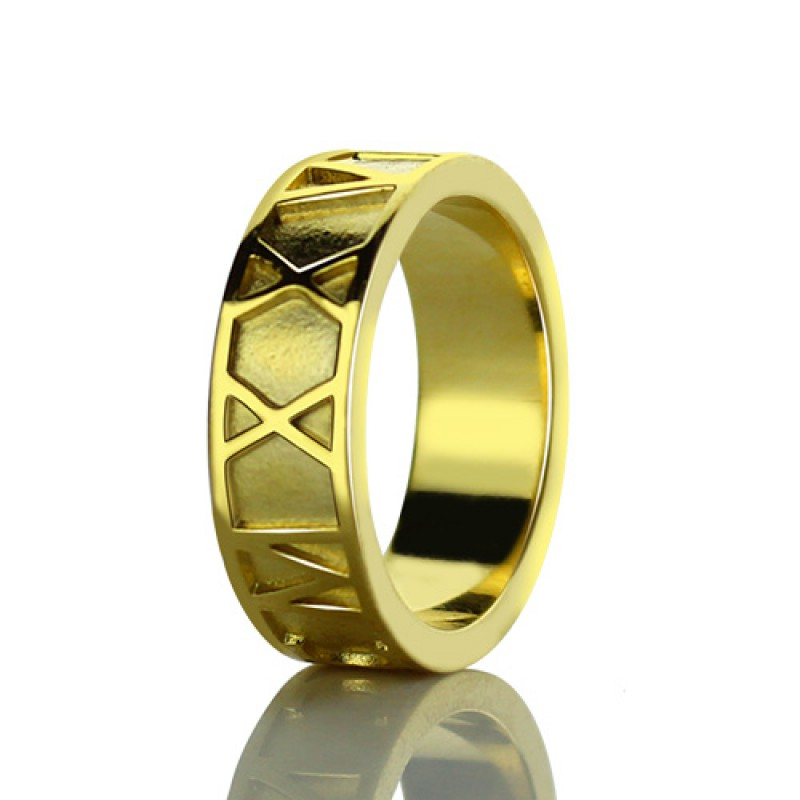 How to Make a Gold Ring